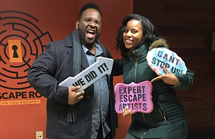 fun things to do for date night - big escape rooms