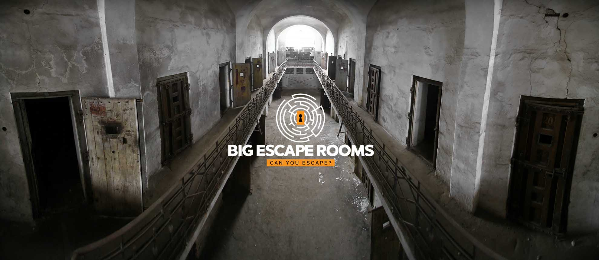 Big Escape Rooms Abandoned prison