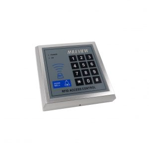 How to use a keypad RFID Reader